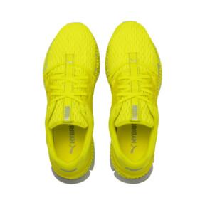 Thumbnail 7 of HYBRID Sky Lights Men's Running Shoes, Yellow Alert-Puma Silver, medium