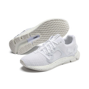 Thumbnail 3 of HYBRID Sky Lights Men's Running Shoes, Puma White-Puma Silver, medium