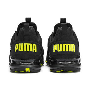 Thumbnail 4 of Axelion Rip Men's Training Shoes, Puma Black-Yellow Alert, medium