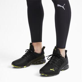 Thumbnail 3 of Axelion Rip Men's Training Shoes, Puma Black-Yellow Alert, medium
