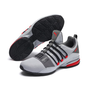 Thumbnail 3 of CELL Regulate Camo Men's Training Shoes, High Rise-CASTLEROCK-Red, medium
