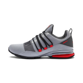 Thumbnail 1 of CELL Regulate Camo Men's Training Shoes, High Rise-CASTLEROCK-Red, medium