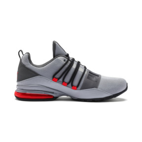 Thumbnail 6 of CELL Regulate Camo Men's Training Shoes, High Rise-CASTLEROCK-Red, medium