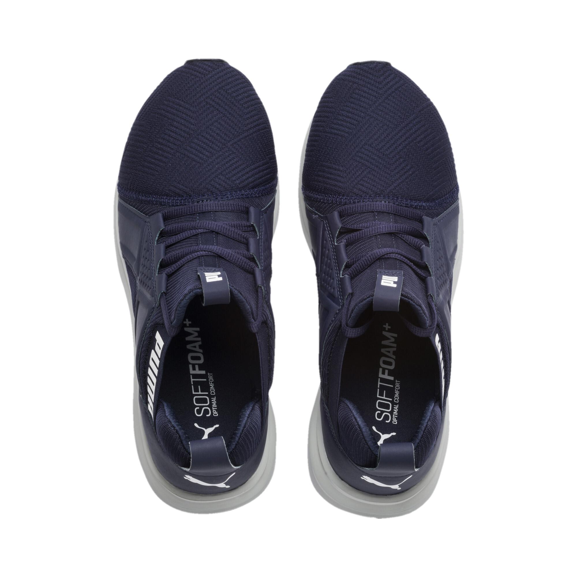 PUMA-Enzo-Geo-Men-s-Sneakers-Men-Shoe-Running thumbnail 7