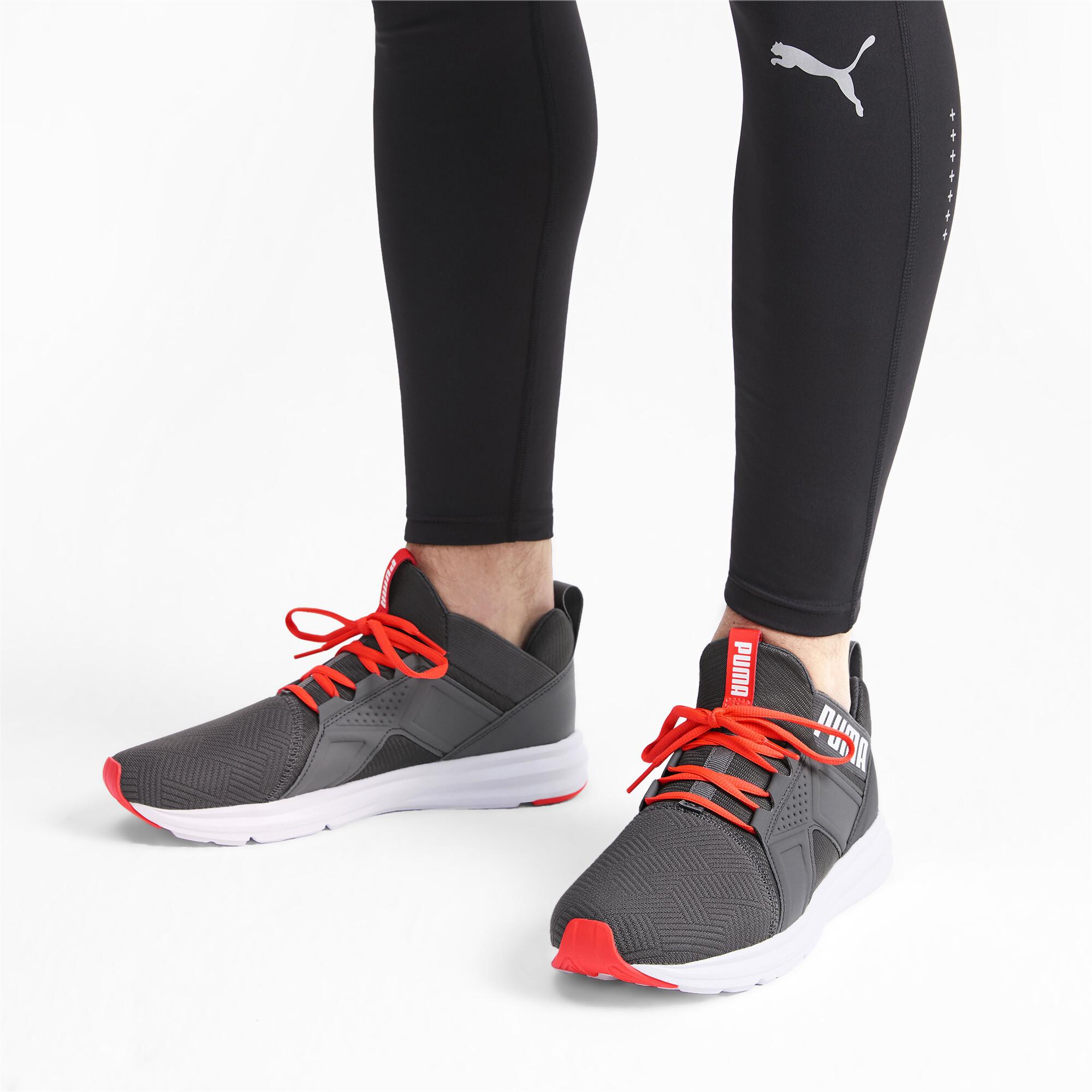 PUMA-Enzo-Geo-Men-s-Sneakers-Men-Shoe-Running thumbnail 11