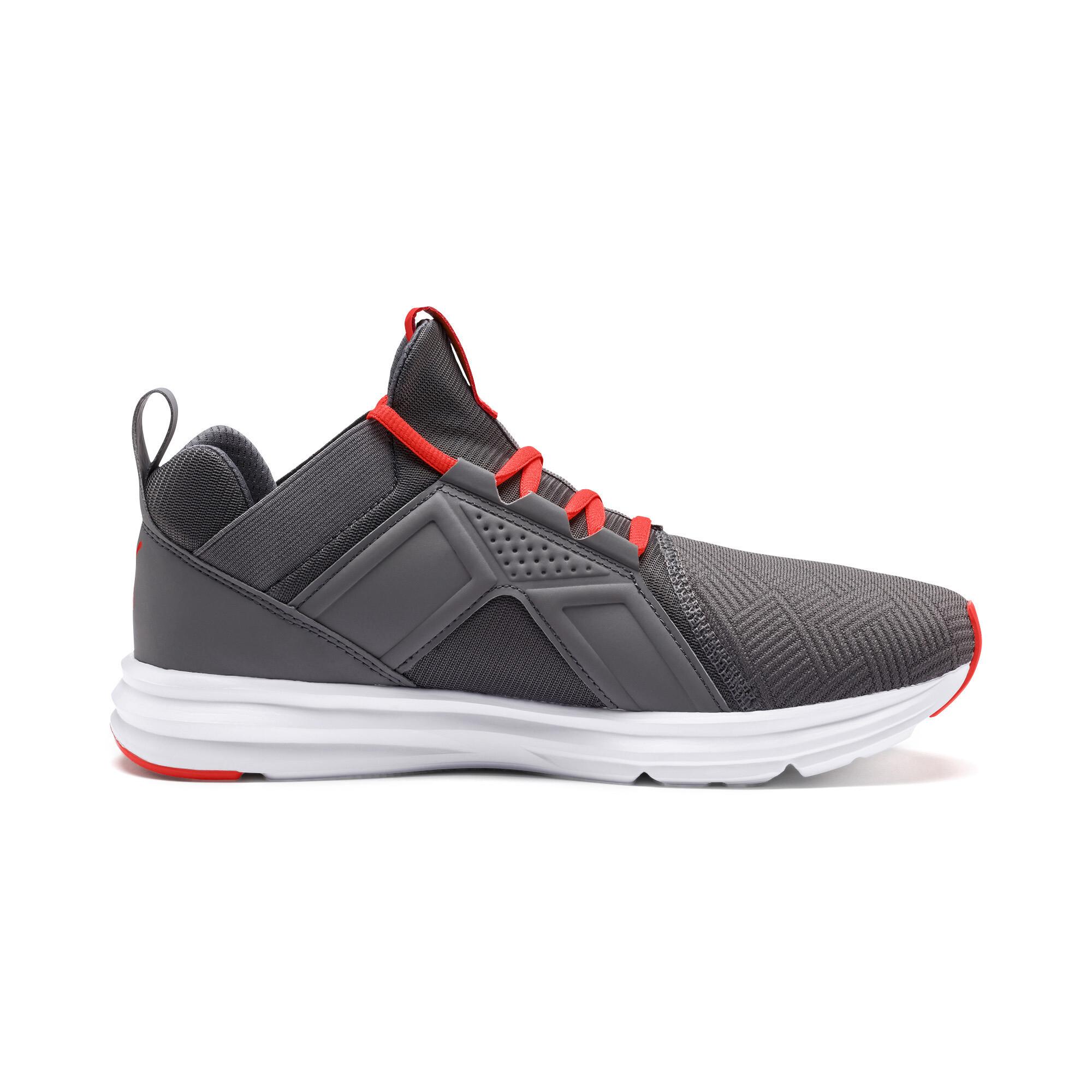 PUMA-Enzo-Geo-Men-s-Sneakers-Men-Shoe-Running thumbnail 13