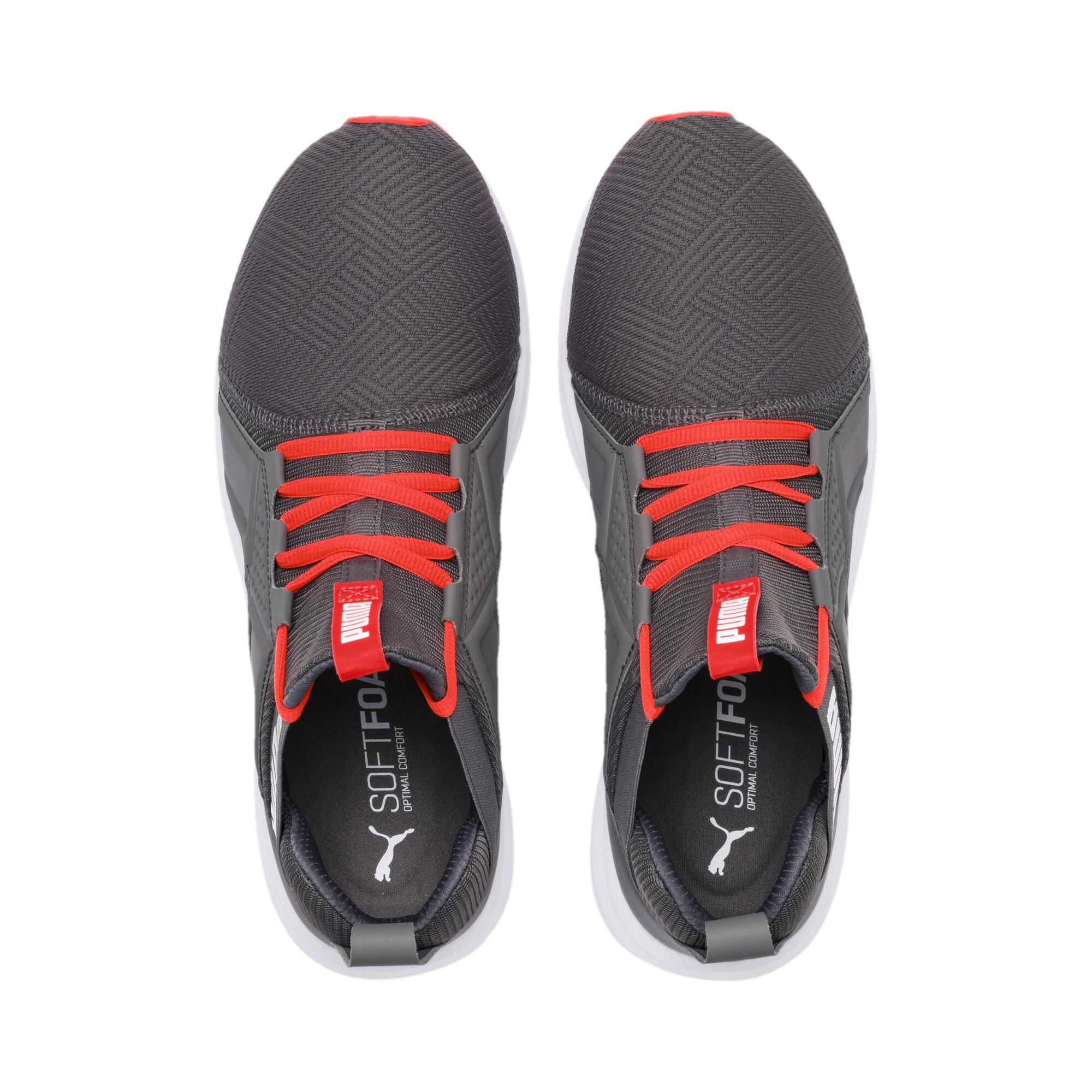 PUMA-Enzo-Geo-Men-s-Sneakers-Men-Shoe-Running thumbnail 14