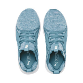 Thumbnail 7 of Enzo Heather Women's Sneakers, Bluestone-Milky Blue-White, medium