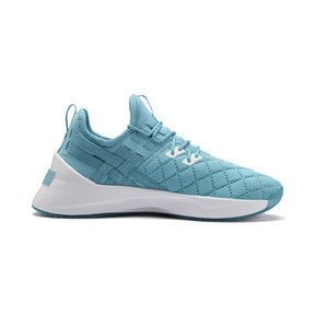Thumbnail 6 of Jaab XT Quilt Women's Training Shoes, Milky Blue-Puma White, medium