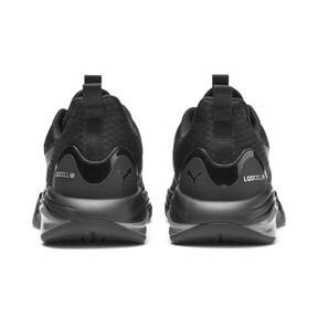 Thumbnail 4 of LQDCELL Tension Men's Training Shoes, Puma Black-Nrgy Red, medium