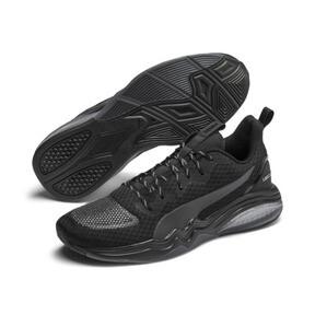 Thumbnail 3 of LQDCELL Tension Men's Training Shoes, Puma Black-Nrgy Red, medium