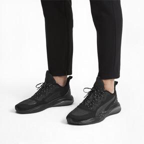 Thumbnail 2 of LQDCELL Tension Men's Training Shoes, Puma Black-Nrgy Red, medium