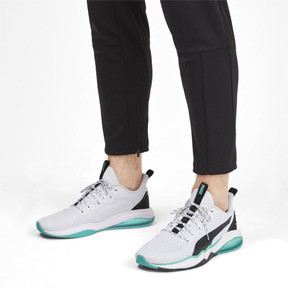 Thumbnail 2 of LQDCELL Tension Men's Training Shoes, Puma White-Blue Turquoise, medium