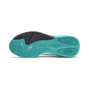 Thumbnail 5 of LQDCELL Tension Men's Training Shoes, Puma White-Blue Turquoise, medium