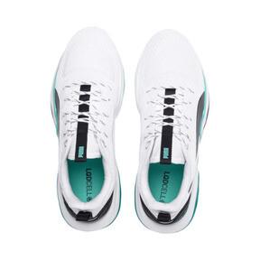 Thumbnail 7 of LQDCELL Tension Men's Training Shoes, Puma White-Blue Turquoise, medium