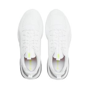 Thumbnail 7 of LQDCELL Tension Lights Men's Training Shoes, Puma White-Puma Silver, medium