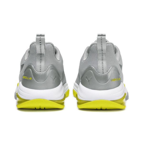 Zapatillas de training para hombreLQDCELL Tension Lights, High Rise-Yellow Alert, grande