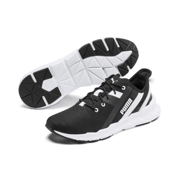 Weave XT Women's Training Shoes, Puma Black-Puma White, large