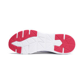 Thumbnail 5 of Weave XT Damen Trainingsschuhe, Puma White-Pink Alert, medium