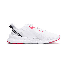 Thumbnail 6 of Weave XT Damen Trainingsschuhe, Puma White-Pink Alert, medium