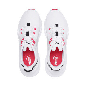 Thumbnail 7 of Weave XT Damen Trainingsschuhe, Puma White-Pink Alert, medium