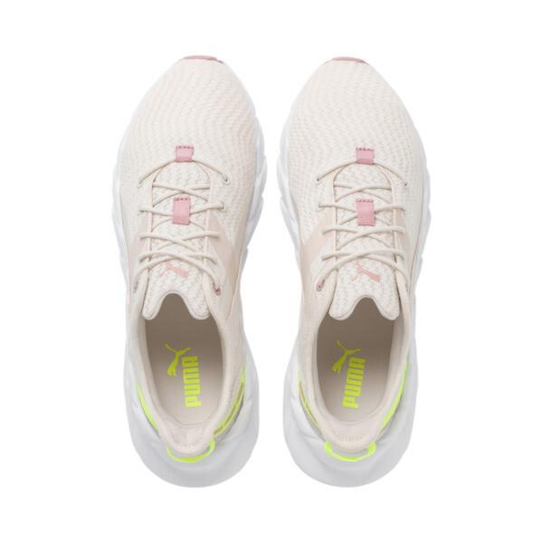 Weave Shift XT Women's Training Shoes, Pastel Parchment-Puma White, large