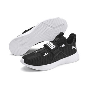 Thumbnail 2 of Persist XT Knit Men's Training Shoes, Puma Black-Puma White, medium