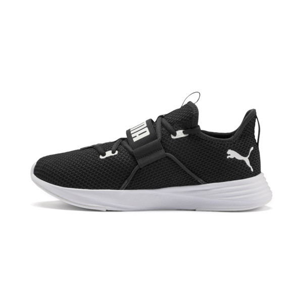 Persist XT Knit Men's Training Shoes, Puma Black-Puma White, large