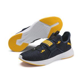 Miniatura 2 de Zapatos de entrenamiento Persist XT Knit para hombre, Gibraltar Sea-Orange Alert, mediano