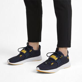 Miniatura 3 de Zapatos de entrenamiento Persist XT Knit para hombre, Gibraltar Sea-Orange Alert, mediano