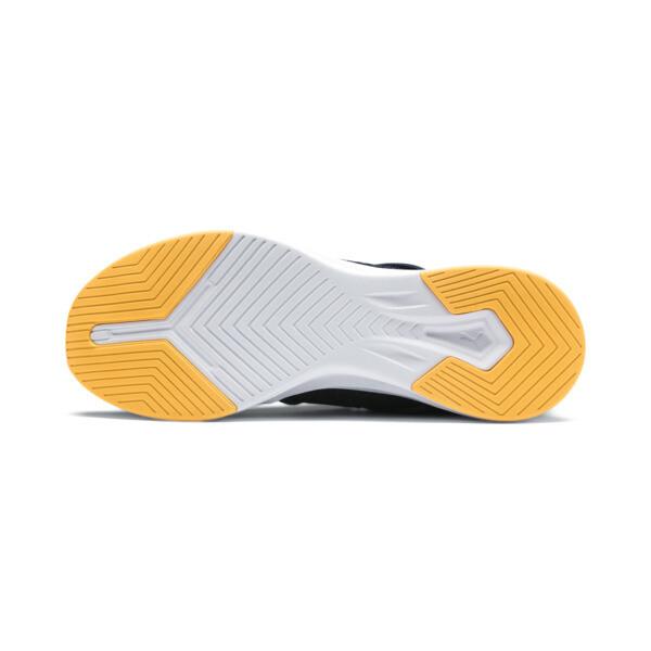 Zapatos de entrenamiento Persist XT Knit para hombre, Gibraltar Sea-Orange Alert, grande