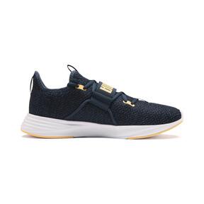 Miniatura 6 de Zapatos de entrenamiento Persist XT Knit para hombre, Gibraltar Sea-Orange Alert, mediano