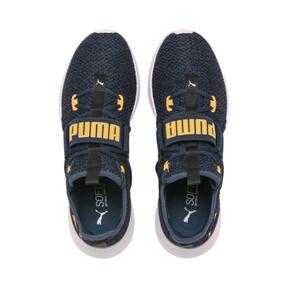 Miniatura 7 de Zapatos de entrenamiento Persist XT Knit para hombre, Gibraltar Sea-Orange Alert, mediano