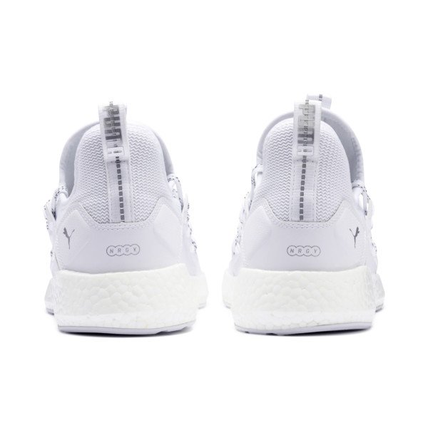 NRGY Neko Lights Men's Running Shoes, Puma White, large
