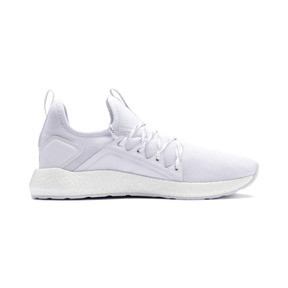 Thumbnail 6 of NRGY Neko Lights Men's Running Shoes, Puma White, medium