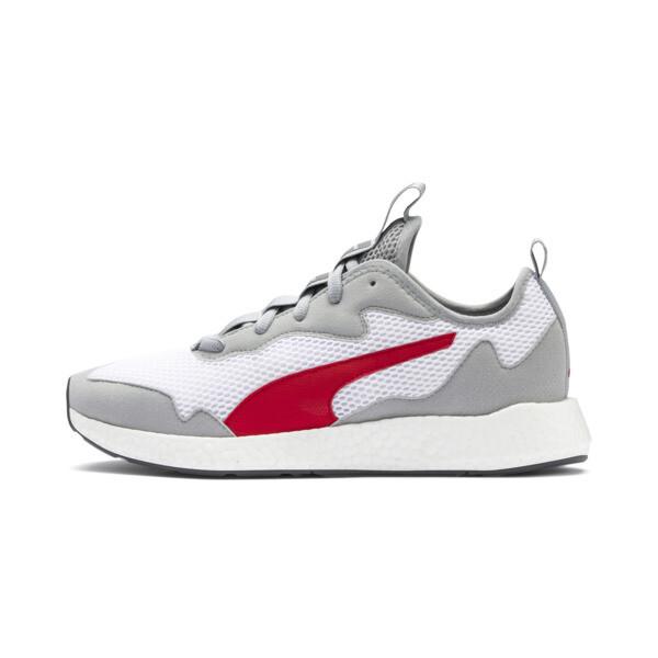 NRGY Neko Skim Men's Running Shoes, High Rise-High Risk Red, large