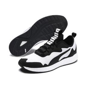 Miniatura 2 de Zapatos para correr NRGY Neko Skim para hombre, Puma White-Puma Black, mediano