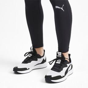 Miniatura 3 de Zapatos para correr NRGY Neko Skim para hombre, Puma White-Puma Black, mediano