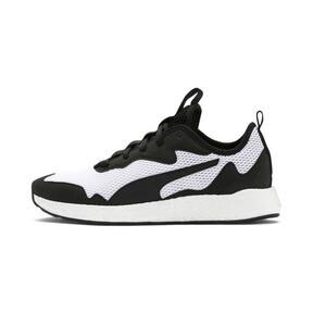 Miniatura 1 de Zapatos para correr NRGY Neko Skim para hombre, Puma White-Puma Black, mediano