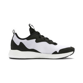 Miniatura 6 de Zapatos para correr NRGY Neko Skim para hombre, Puma White-Puma Black, mediano