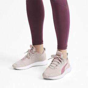 Thumbnail 2 of NRGY Neko Skim Women's Running Shoes, Pastel Parchment-Bridal Rose, medium