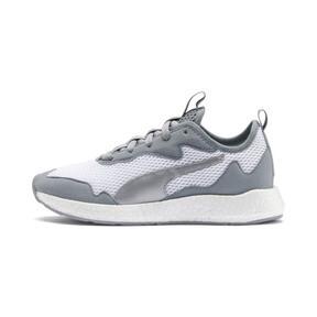 Thumbnail 1 of NRGY Neko Skim Women's Running Shoes, Puma White-Quarry, medium