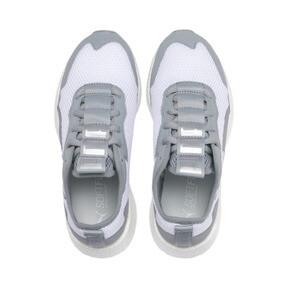 Thumbnail 7 of NRGY Neko Skim Women's Running Shoes, Puma White-Quarry, medium