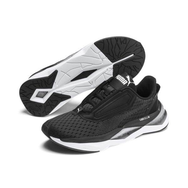 LQDCELL Shatter XT Women's Training Shoes, Puma Black-Puma White, large