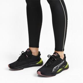 Thumbnail 2 of LQDCELL Shatter XT Shift Women's Training Shoes, Puma Black-Yellow Alert, medium