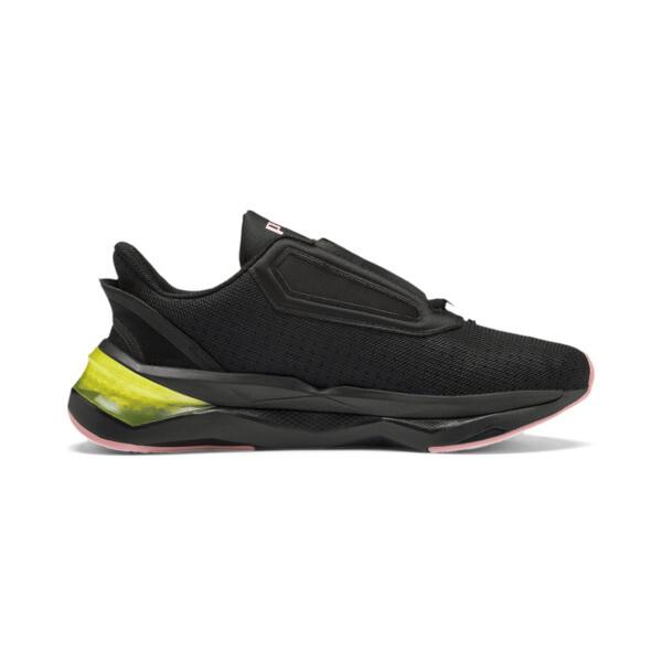 LQDCELL Shatter XT Shift Women's Training Shoes, Puma Black-Yellow Alert, large