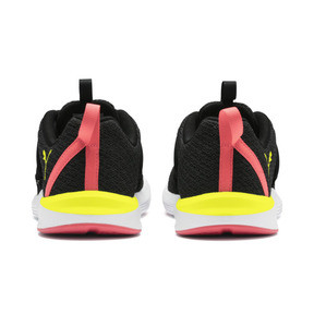 Thumbnail 4 of Prowl Alt Neon Women's Training Shoes, Puma Black-Yellow Alert, medium