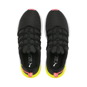 Thumbnail 7 of Prowl Alt Neon Women's Training Shoes, Puma Black-Yellow Alert, medium