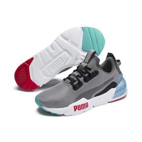 Miniatura 3 de Zapatos de entrenamiento CELL Phase para hombre, CASTLEROCK-White-HighRiskRed, mediano