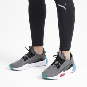 Miniatura 2 de Zapatos de entrenamiento CELL Phase para hombre, CASTLEROCK-White-HighRiskRed, mediano